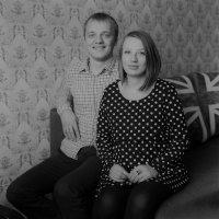 Семейный портрет :: Наталья Добролеженко