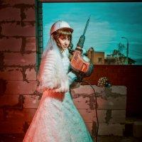 Отважная невеста. :: Полина Филиппова