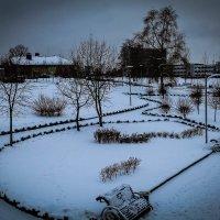 Первые дни января. Минск. :: Nonna