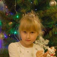 Снежиночка :: Ann