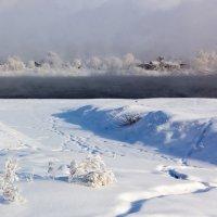 Туманный островок :: Анатолий Иргл