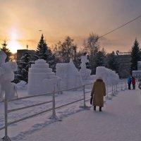Фестиваль снежных скульптур. :: cfysx
