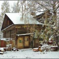 Первый снег ( Старые дворы ) :: Святец Вячеслав