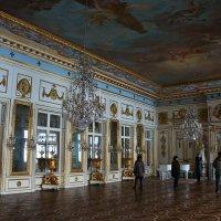 Танцевальный зал, или Зеркальная галерея :: Елена Павлова (Смолова)