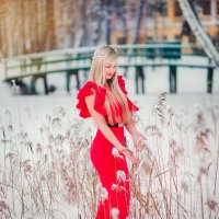 зимняя :: Ольга Челышева