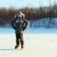 на коньках :: Сергей Сол