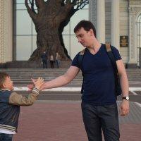 Отец и сын :: Варвара Варвара