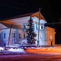 Краски ночи :: Виктория Шумихина