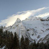 горы кавказа :: Евгений