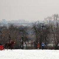 Зимой :: Владимир Болдырев