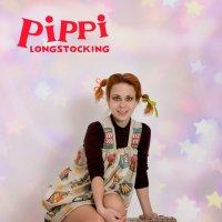 Пеппи длинный чулок :: Эльвира Багина