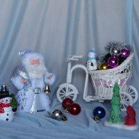 Новогоднее настроение :: Наталья Джикидзе (Берёзина)