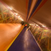 Туннель-3 :: Дмитрий Симонов
