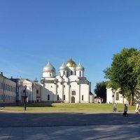 Софийский собор в Новгородском Кремле :: Наталья (Nattina) ...