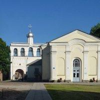 Звонница Софийского собора :: Наталья (Nattina) ...