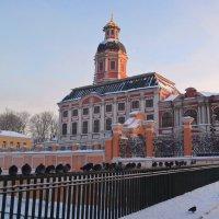 Зимние посиделки :: Наталья Левина