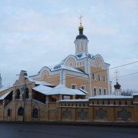 Свято-Троицкий монастырь женский православный монастырь в Смоленске :: Galina Leskova