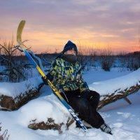Хоккеист :: Наталья Белова