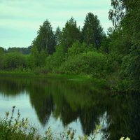 природа.озеро :: Роман Потанин