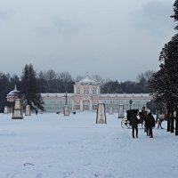 Большая каменная оранжерея :: Елена Павлова (Смолова)