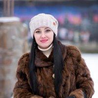 Зимний парк :: Алексей