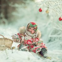 Русская зима :: Анастасия Гавва