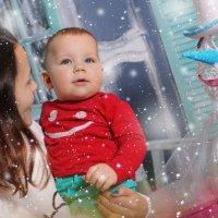 Ну какая же зима без снега? :: Марина Щуцких