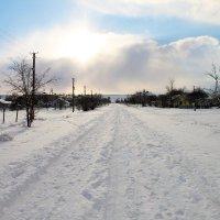 Зимний день :: Алиме Исмаилова