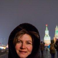 Прогулка по Москве :: Евгений Леонтьев