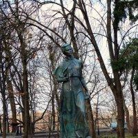 Памятник Леси Украинуке :: Владимир Бровко