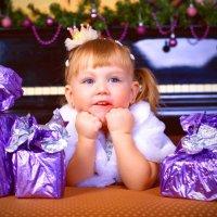 Маленькая принцесса! :: Юлия Романенко