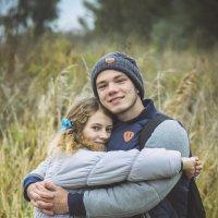 Брат с сестрой :: Татьяна Садыкова
