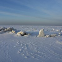 Северодвинск. У Белого моря. Простор :: Владимир Шибинский