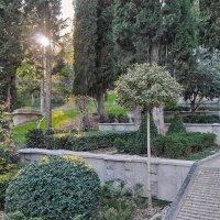 Парк Парадиз в Партените :: Ирина Шарапова