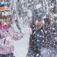 Снежные забавы :: Юля Колосова