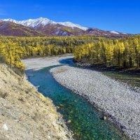 Река, тайга и горы :: Анатолий Иргл