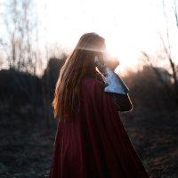 В сиянии солнца :: Irina Voinkova