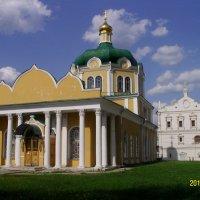 Христорождественский кафедральный собор и Дворец Олега :: Виктор Мухин