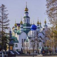 Свято Никльский Собор в Армавире :: Игорь Сикорский