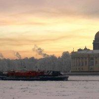 Разноцветный Петербург :: Вера Моисеева