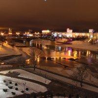 Ночной город :: Мария Алейникова