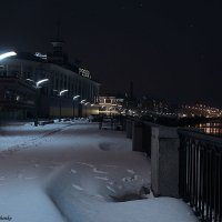 Набережная (Подол,Киев,речпорт) :: Виктор Марченко