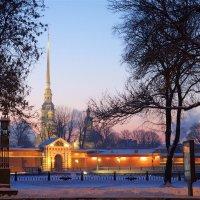 Зимний вечер в городе 03 :: Михаил ЯКОВЛЕВ