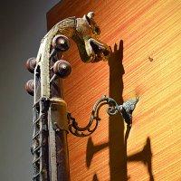 Фрагмент старинного инструмента :: Асылбек Айманов