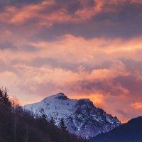 Transilvania sunrise :: Андрей Бабинецкий