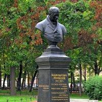 Памятник-бюст Жуковскому В.А. :: Сергей Карачин
