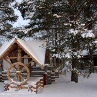 Живописный уголок в Северодвинске :: Светлана Ку