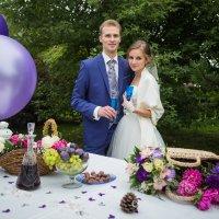 Пикник жениха и невесты :: Мария Корнилова