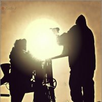 Установщики солнца... :: Кай-8 (Ярослав) Забелин