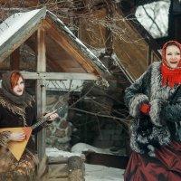 веселье :: Ярослава Бакуняева
